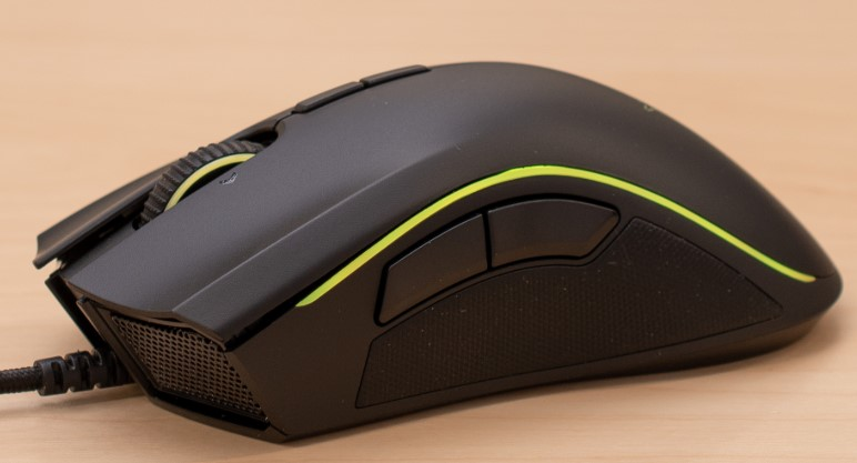 Razer Mamba Elite Design